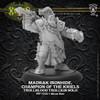 Madrak Ironhide, Champion of the Kriels - Trollblood Trollkin Solo