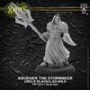 Krueger the Stormseer - Circle Blackclad Solo