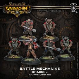 Battle Mechaniks