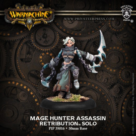Mage Hunter Assassin 1