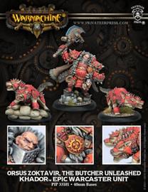Orsus Zoktavir, the Butcher Unleashed