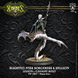Blighted Nyss Sorceress & Hellion