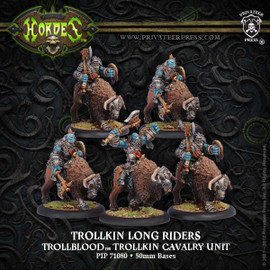 Trollkin Long Riders