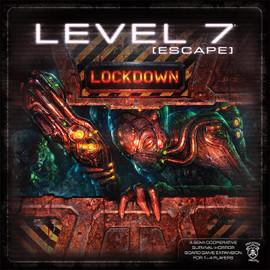 LEVEL 7 [ESCAPE]: Lockdown