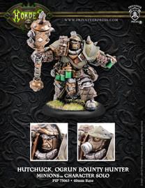 Hutchuck, Ogrun Bounty Hunter
