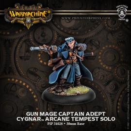 Gun Mage Captain Adept