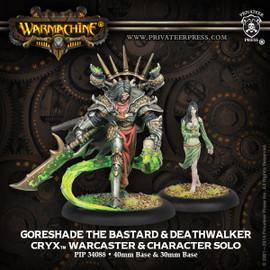 Goreshade the Bastard & Deathwalker