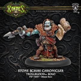 Stone Scribe Chronicler