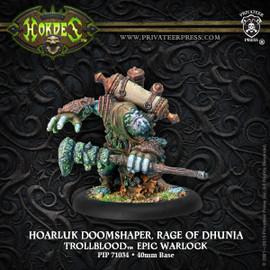 Hoarluk Doomshaper, Rage of Dhunia