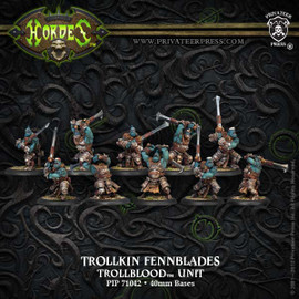 Trollkin Fennblades