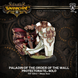 Paladin of the Order of the Wall 1