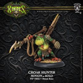 Croak Hunter