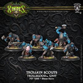 Trollkin Scouts