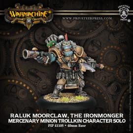 Raluk Moorclaw, the Ironmonger