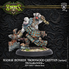 Madrak Ironhide, Thornwood Chieftain