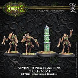 Sentry Stone & Mannikins
