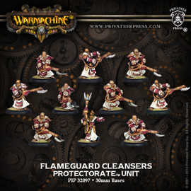 Flameguard Cleansers
