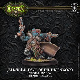 Jarl Skuld, Devil of the Thornwood