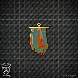 Hoarluk Doomshaper Quitari Pattern Pin