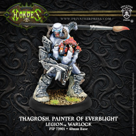Thagrosh Painter of Everblight Exclusive