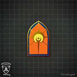 Church of Morrow Symbol Pin