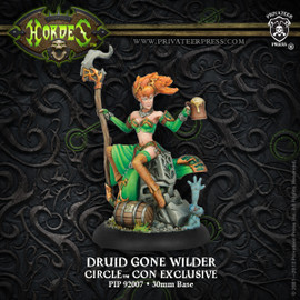 Druid Gone Wilder Exclusive