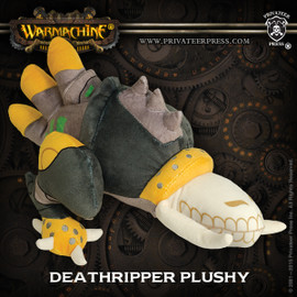 Deathripper Plushy