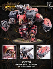 Conquest/Victor - Khadoran Colossal Warjack