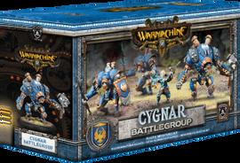 Cygnar Battlegroup Starter