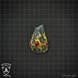 Sacral Stone Pin