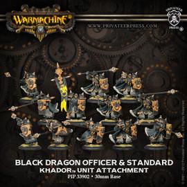 Black Dragon Iron Fang Pikemen Upgrade Kit