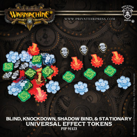Universal Effect Tokens: Blind, Knockdown, Shadow Bind, Stationary