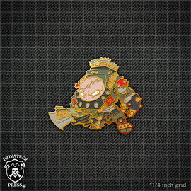 Chibi Karchev (alt) Pin