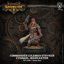Commander Coleman Stryker 1