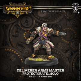 Deliverer Arms Master—Protectorate Solo