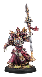 Sovereign Tristan Durant (Tristan II) - Protectorate Warcaster
