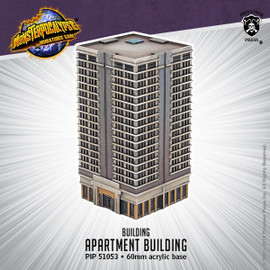 Monsterpocalypse Building -   Apartment