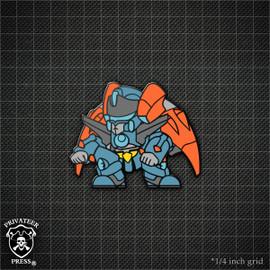 Chibi Defender X Pin
