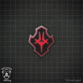 Infernal Logo Pin