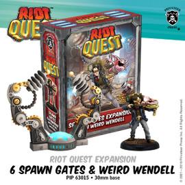 Spawn Gates & Weird Wendell, Gremlin Wrangler