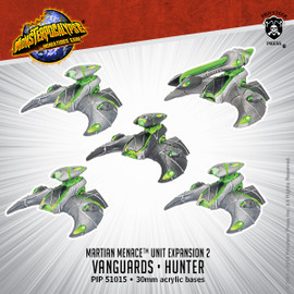 Martian Menace Unit:  Vanguards & Hunter
