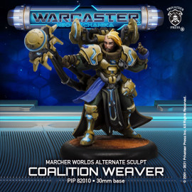 Coalition Weaver Alternative Sculpt