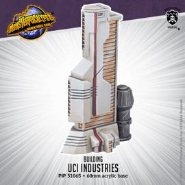 Monsterpocalypse Building - UCI Industries