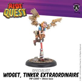 Widget, Tinker Extraordinaire
