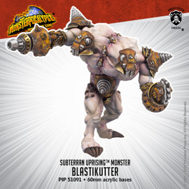 Subterran Uprising Monster: Blastikutter