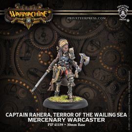 Captain Rahera, Terror of the Wailing Sea