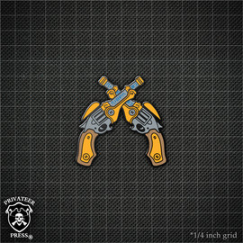 Caine's Spellstorm Pistols