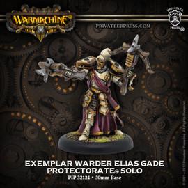 Exemplar Warder Elias Gade