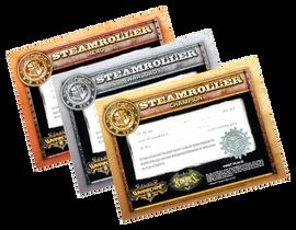 Basic Steamroller Kit (International)