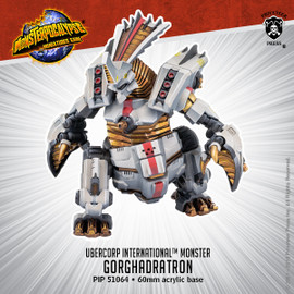 Uber Corp International Monster: Gorghadratron